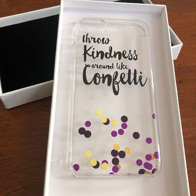 I love my new phone case!