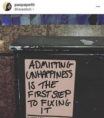 Leek... admitting unhappiness is the first step.jpeg