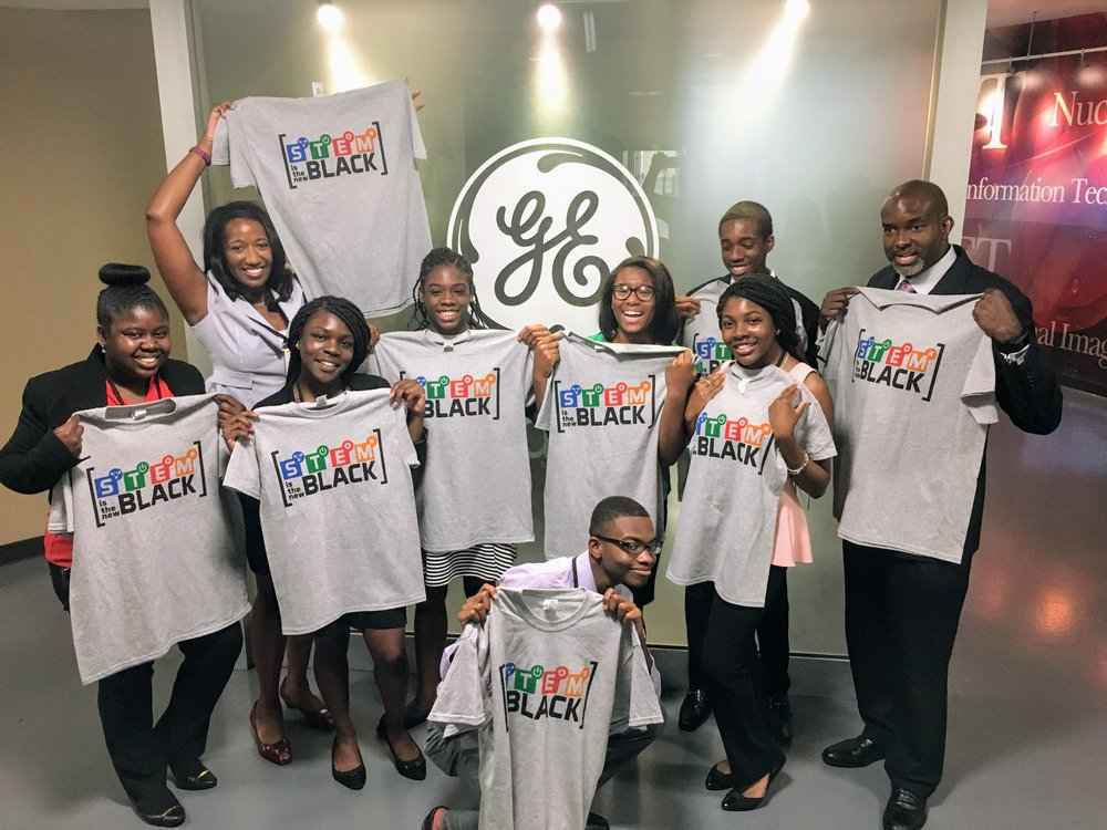 STEM Is The New Black x GE Healthcare - Building Up Our Youth 2017 (Milwaukee, WI)
