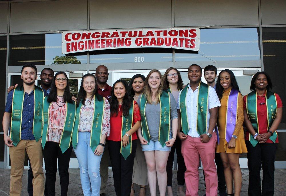 Congratulations ECAP Graduates!!