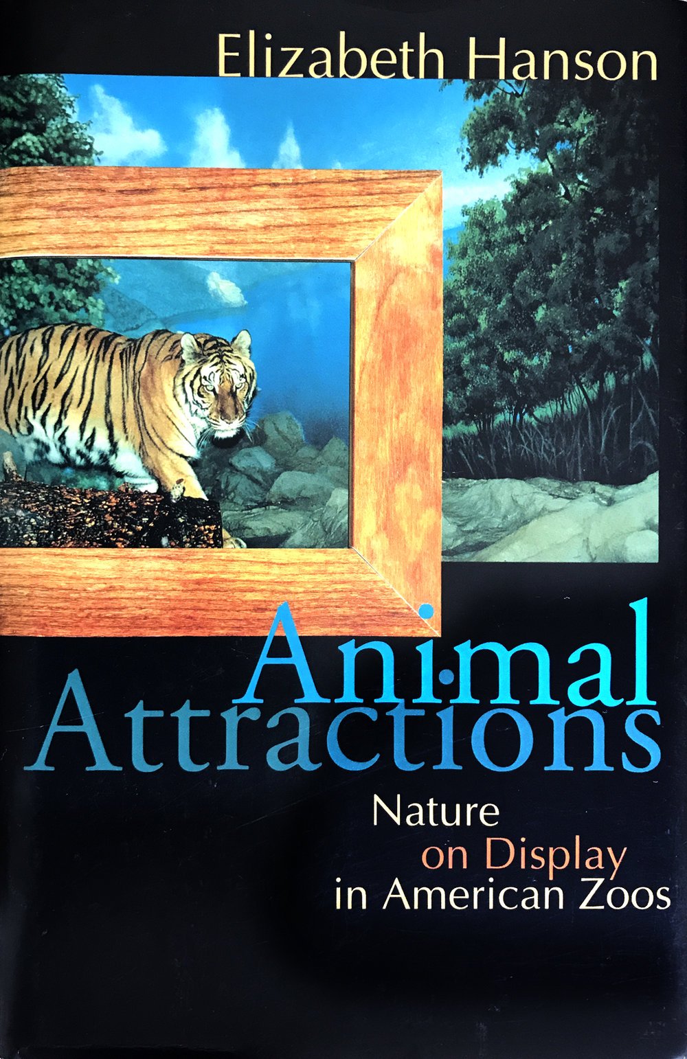 Animal Attractions: Nature on Display in American Zoos (Princeton University Press, 2002) - A deeply researched exploration of how, historically, American zoos have interpreted nature for urban audiencesReviews: