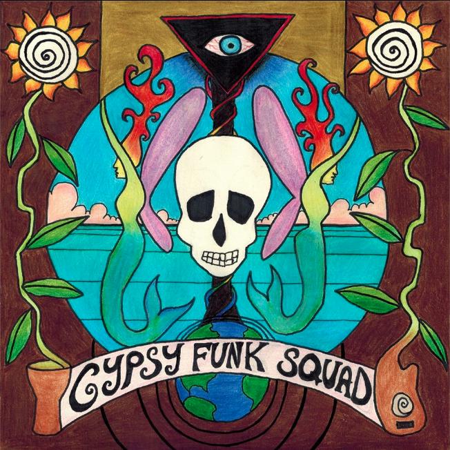11/3 Gypsy Funk Squad in Black Light
