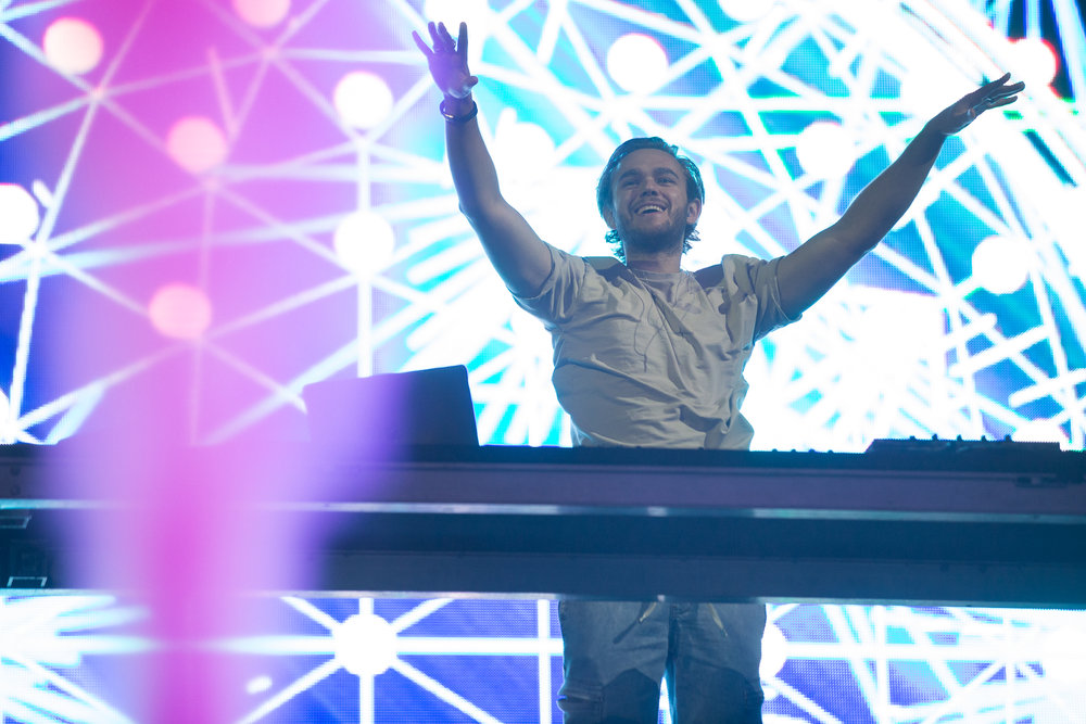 Laura Ord Photography | Austin, TX Concert Photography | ZEDD at Hangout Music Fest in Gulf Shores, AL