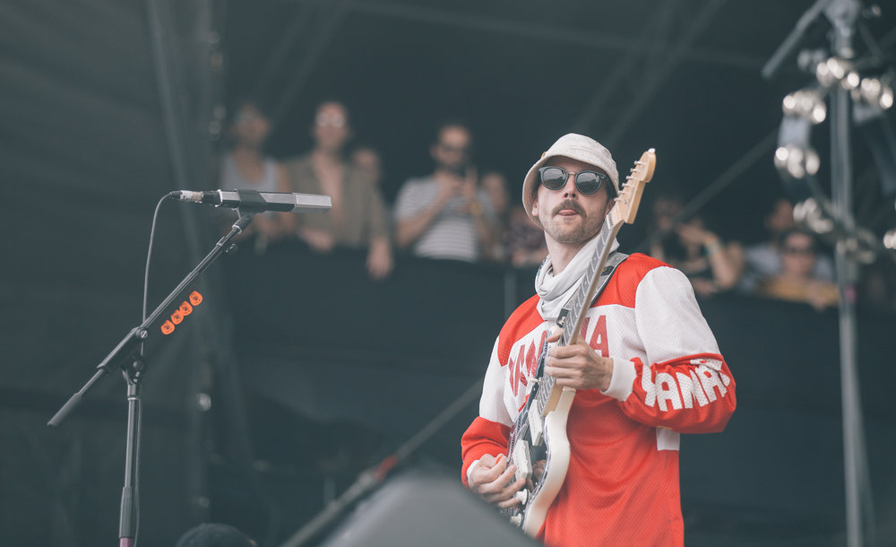 Laura Ord Photography   Austin, TX Concert Photography   Portugal. The Man at Hangout Music Fest in Gulf Shores, AL