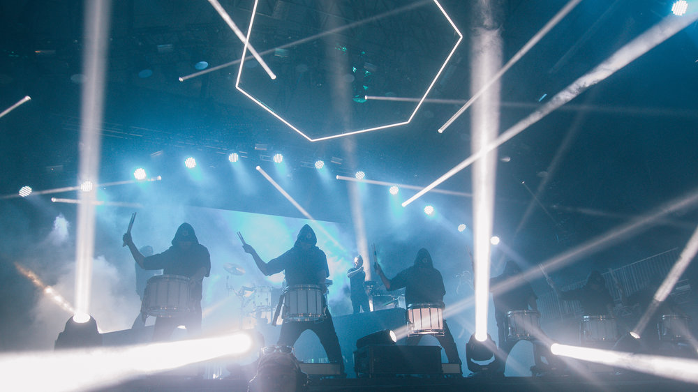 Laura Ord Photography   Austin, TX Concert Photography   ODESZA at Hangout Music Fest in Gulf Shores, AL