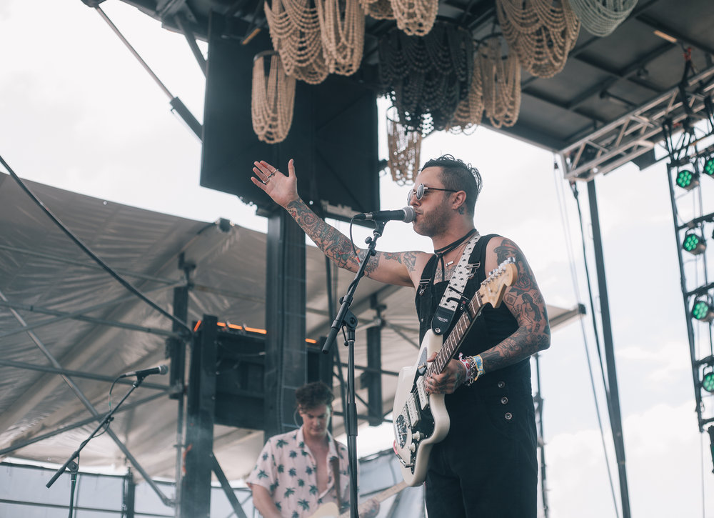 Laura Ord Photography | Austin, TX Concert Photography | lovelytheband at Hangout Music Fest in Gulf Shores, AL