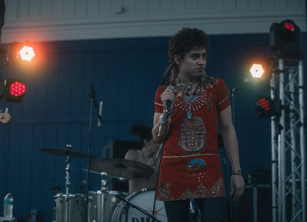 Laura Ord Photography | Austin, TX Concert Photography | Greta Van Fleet at Hangout Music Fest in Gulf Shores, AL