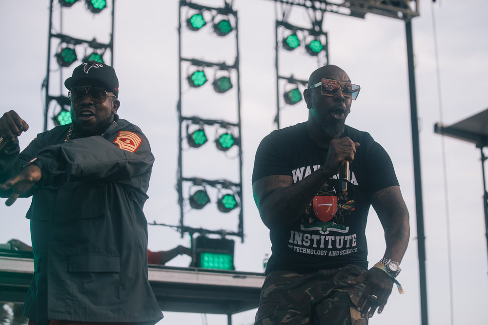 Laura Ord Photography   Austin, TX Concert Photography   Big Boi and Sleepy Brown at Hangout Music Fest in Gulf Shores, AL