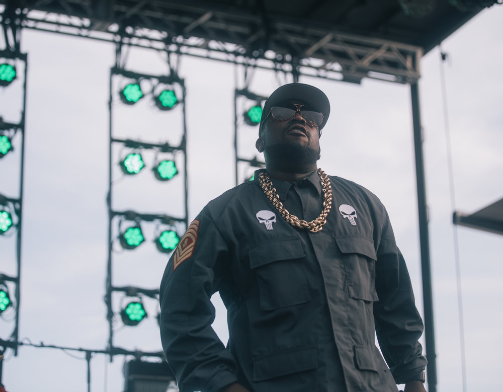 Laura Ord Photography   Austin, TX Concert Photography   Big Boi at Hangout Music Fest in Gulf Shores, AL
