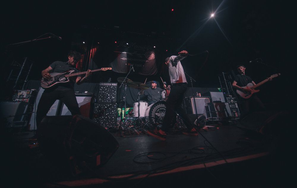 THE MOVIELIFE PERFORMING AT EMO'S IN AUSTIN, TX ON JUNE 21, 2018 PROVIDING SUPPORT FOR NEW FOUND GLORY.