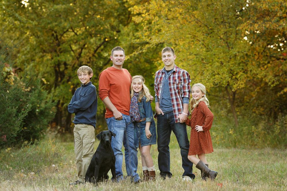 The Gideon Family -