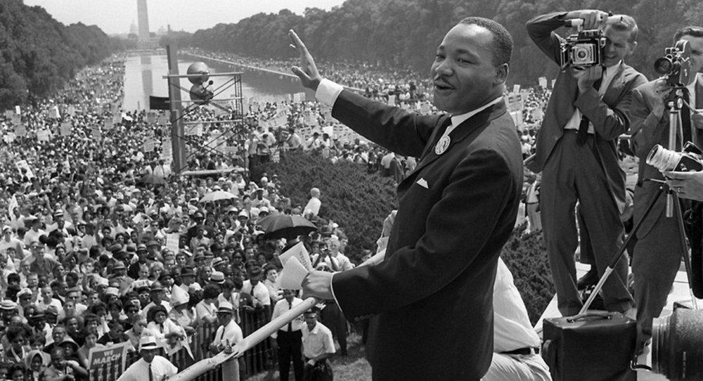 Dr. Martin Luther King, Jr. Photo Credit: NPR