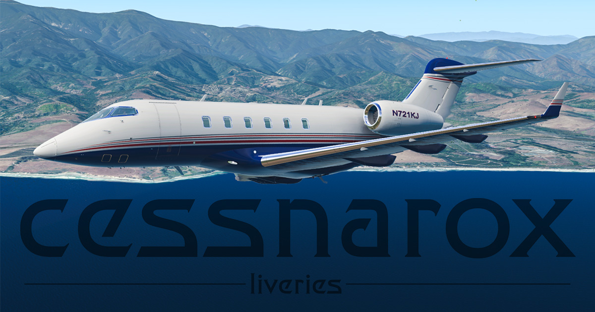 FlightFactor 757v2 Liveries — Cessnarox Liveries
