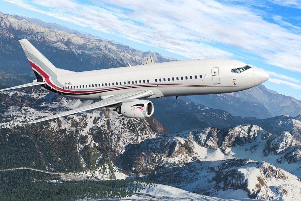 - ixeg 737-300