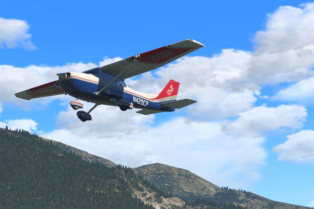 - XP11 Default Cessna 172sp