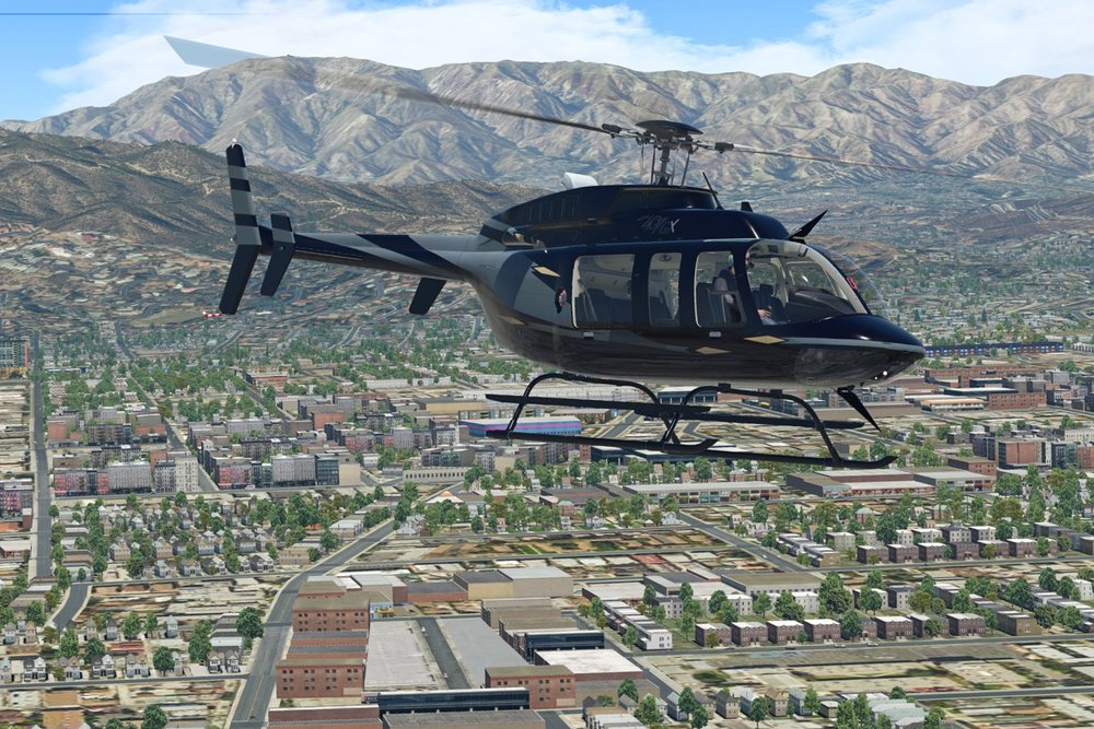 bell 407 xp11 download
