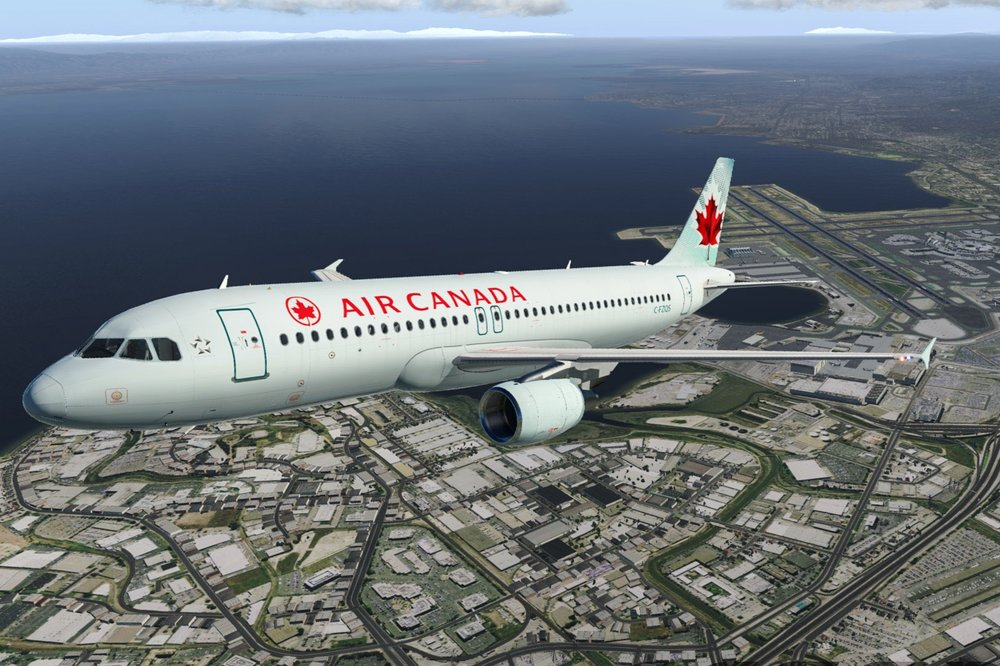 - AIR CANADA(CURRENT)