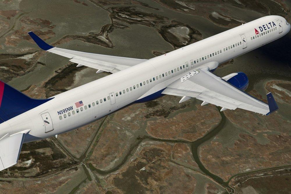 - delta (757-300)