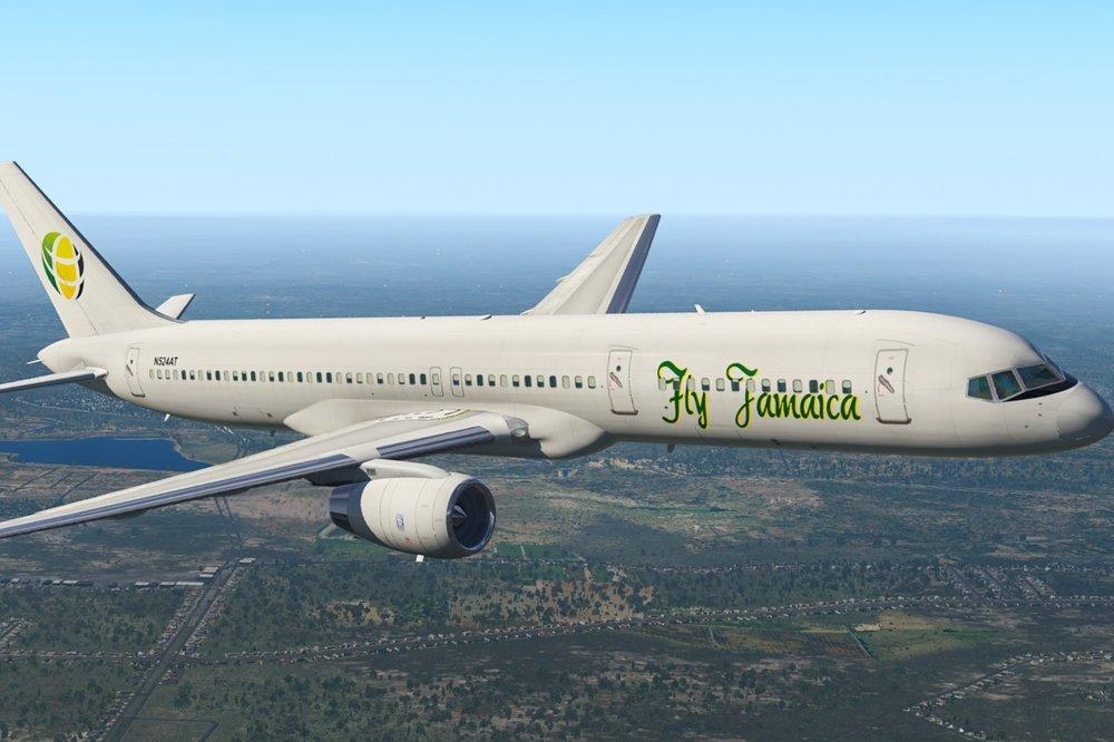 - fly jamaica