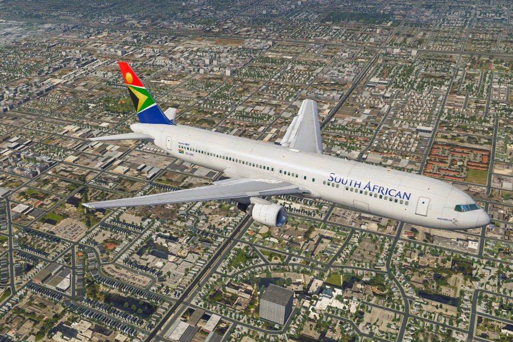 - south african airways