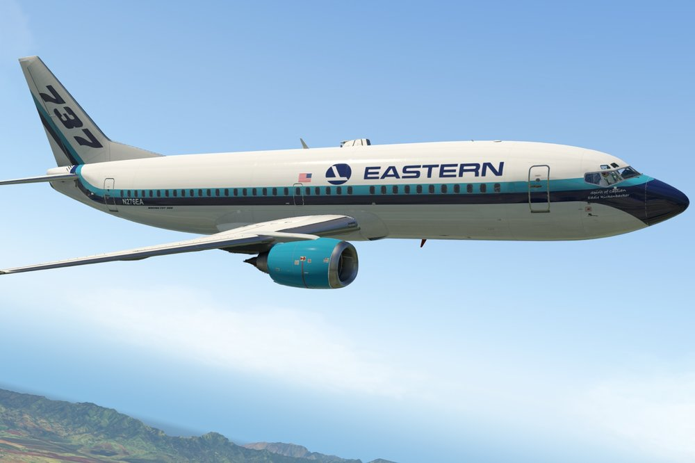 - EASTERN AIRLINES