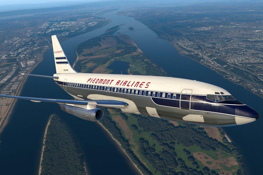 FlyJSim 737-200v3 Liveries — Cessnarox Liveries