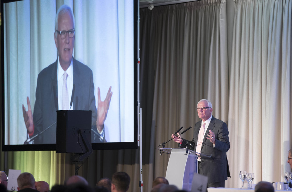 Barry Hearn offered an interesting insight into the future of sport in the media