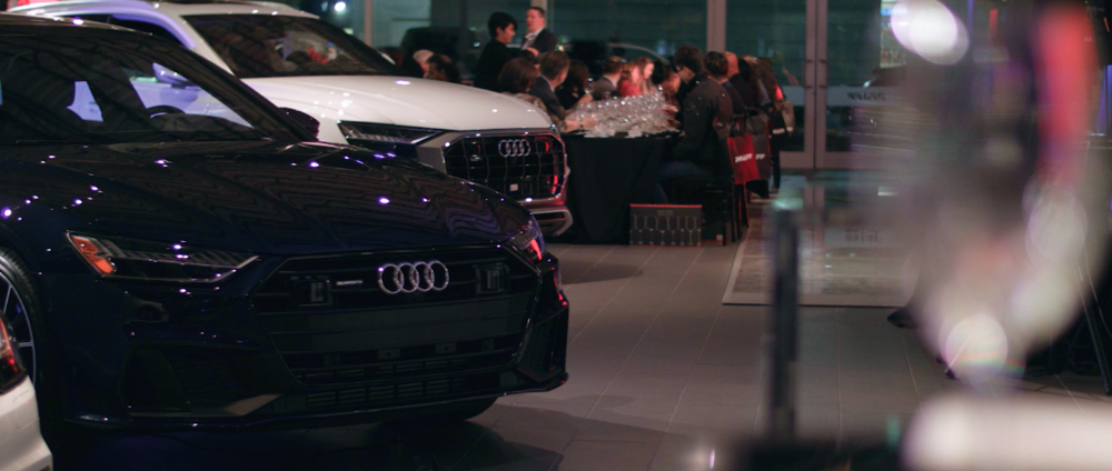 Audi Q8 Launch Event. Photo by Lumos Media, all rights reserved.