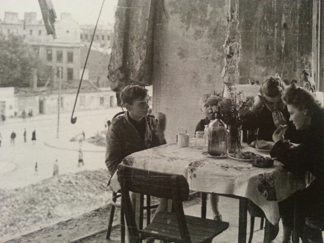 Varsavia, 1944.