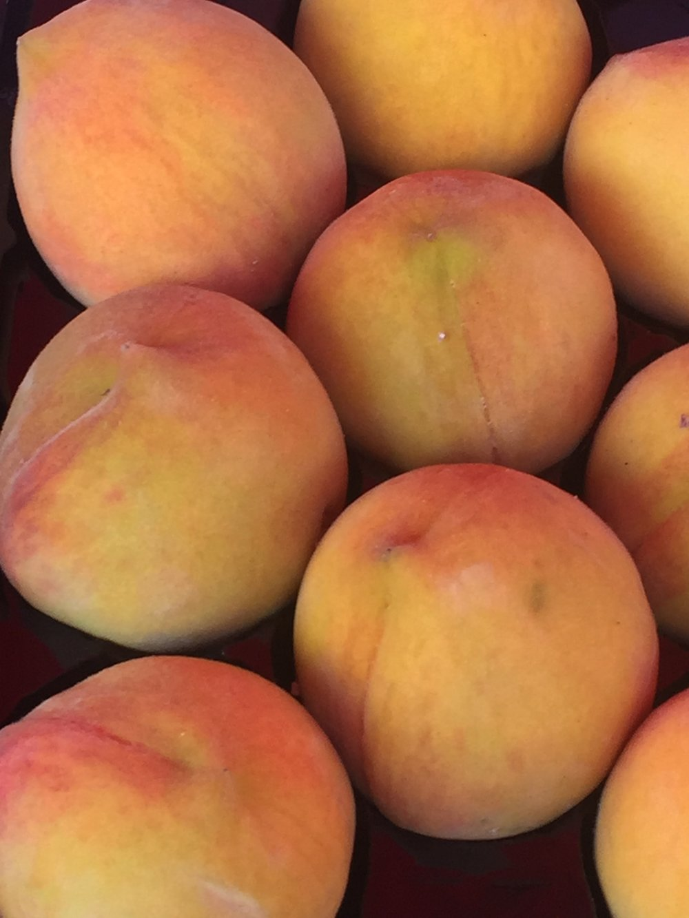 Peaches fight cancer, obesity, asthma, cholesterol, potassium deficiency, anti-aging & ensure healthy eye sight.