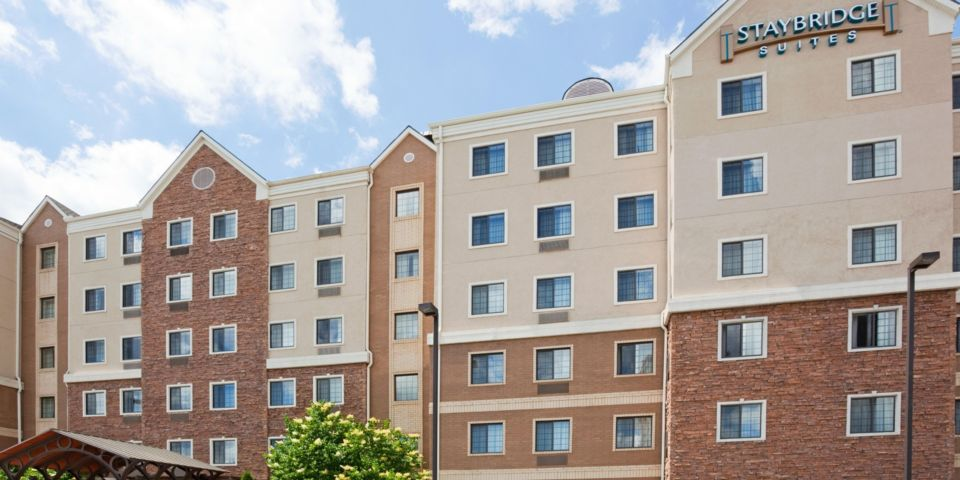 Staybridge Suites Minneapolis-Bloomington - 5150 American Blvd WestBloomington, MN 55437Studio Suite - $139 + tax