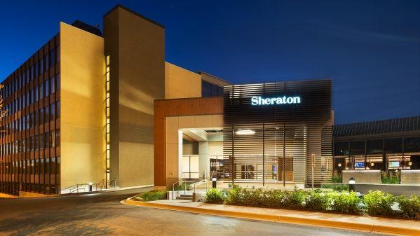 Sheraton Bloomington - 5601 W 78th StreetBloomington, MN 55439Traditional King Room $152 + tax