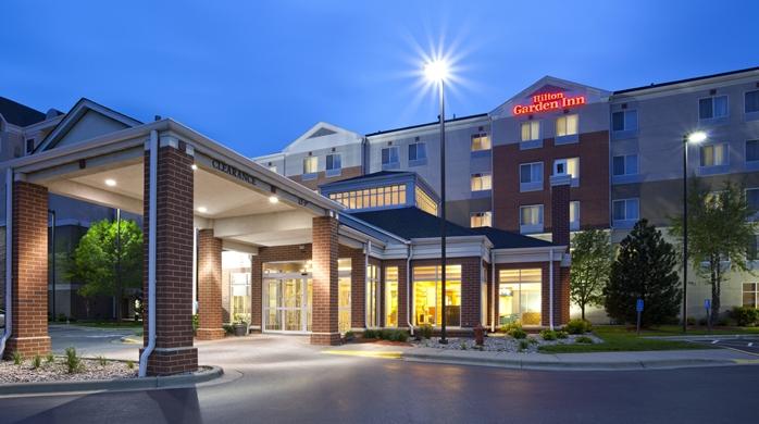 Hilton Garden Inn Bloomington - 5140 American Blvd W.Bloomington, MN 55437Double Queen $149 + tax