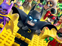 Sept. 15 | Lego Batman