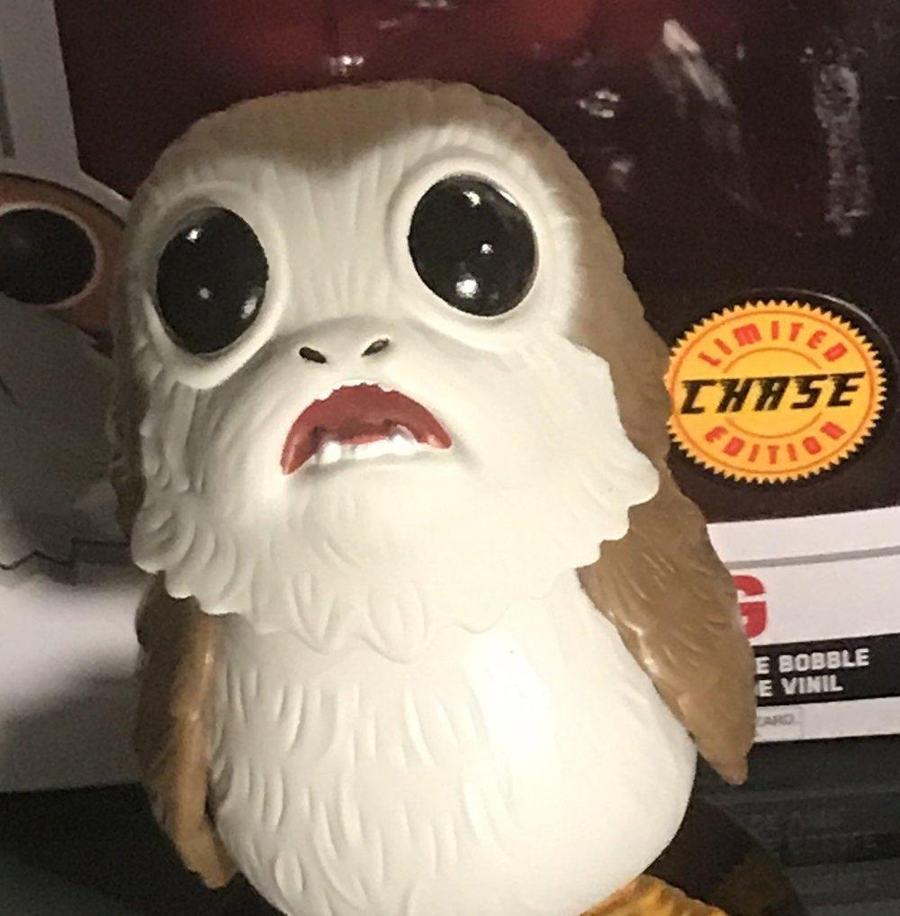 The Last Jedi Funko POP!