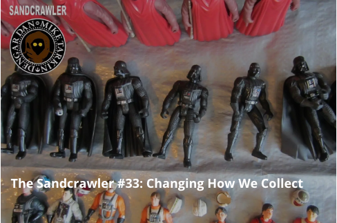 Big decisions for a couple of Star Wars collectors.