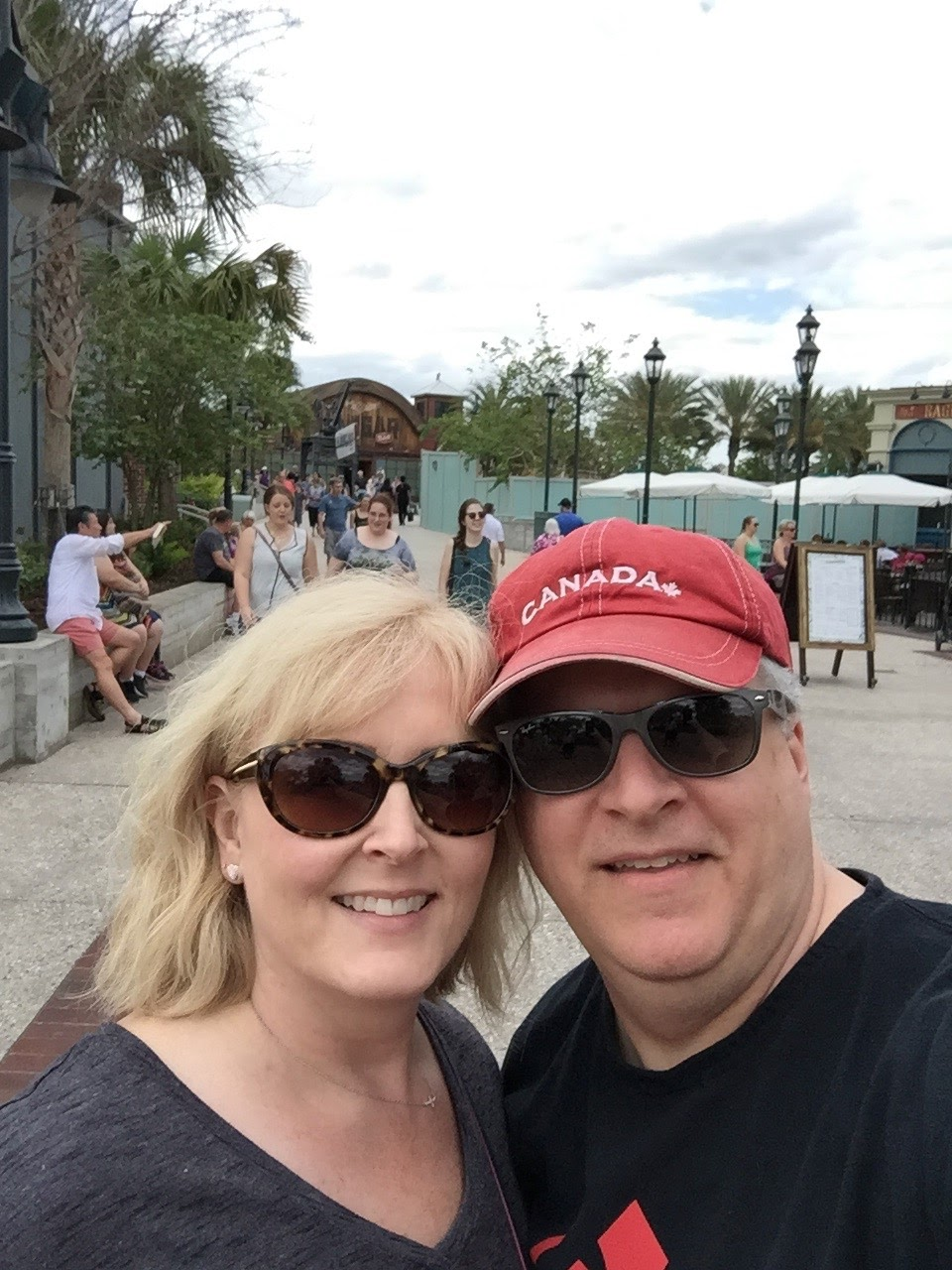 The Tarkins at Disney Springs!