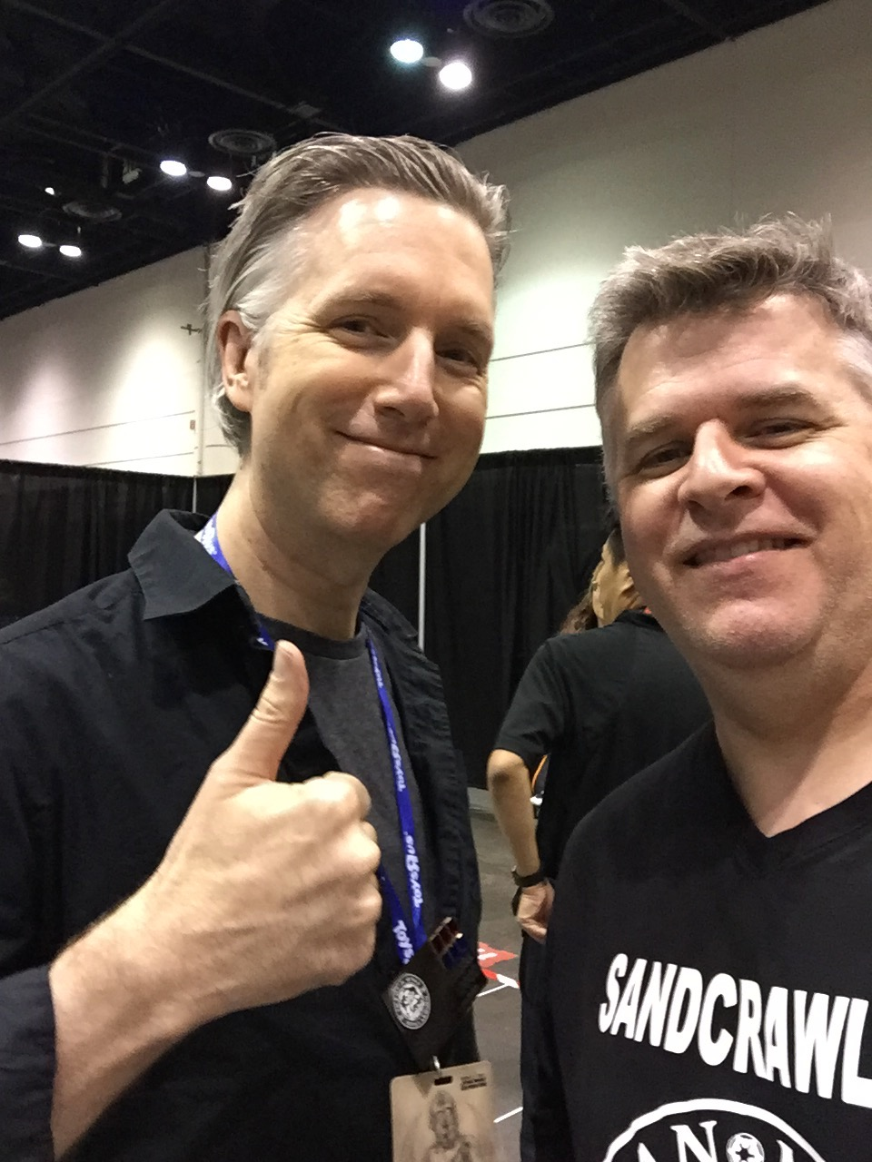 Matt Wood-Lucasfilm Sound Designer & voice actor