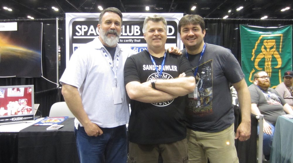 Mac with Tom Berges and Jason Lutrell of Galaxy of Toys podcast