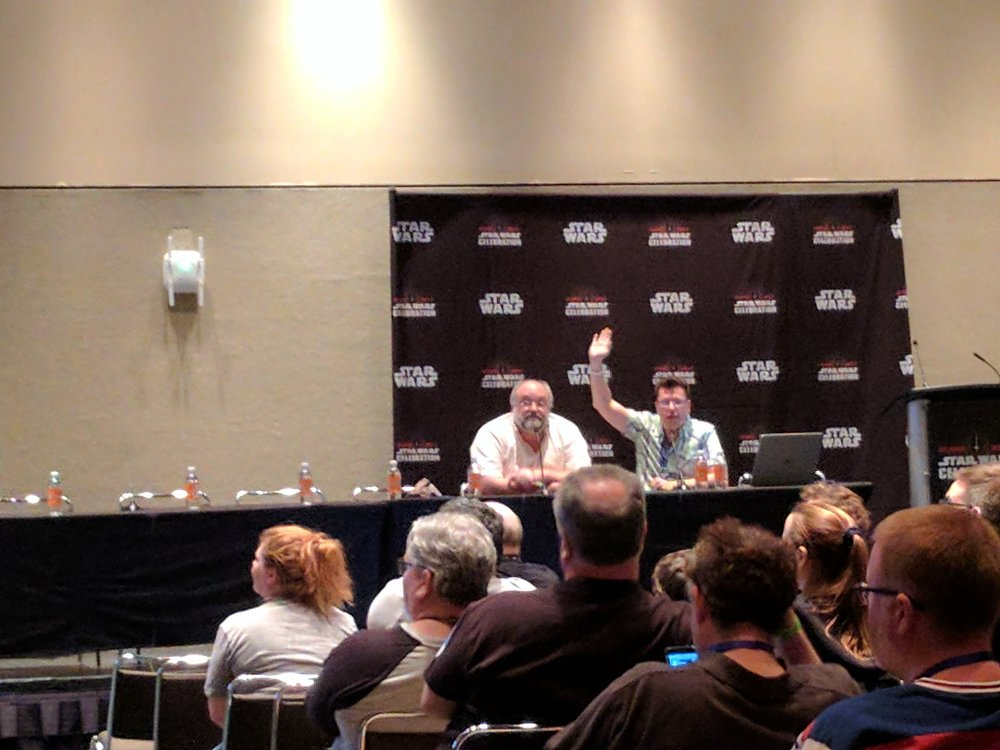 Friend of the show, Jake Stephens with Matt Fox host a Collector's Track panel