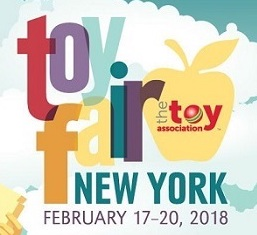 New York Toy Fair 2018