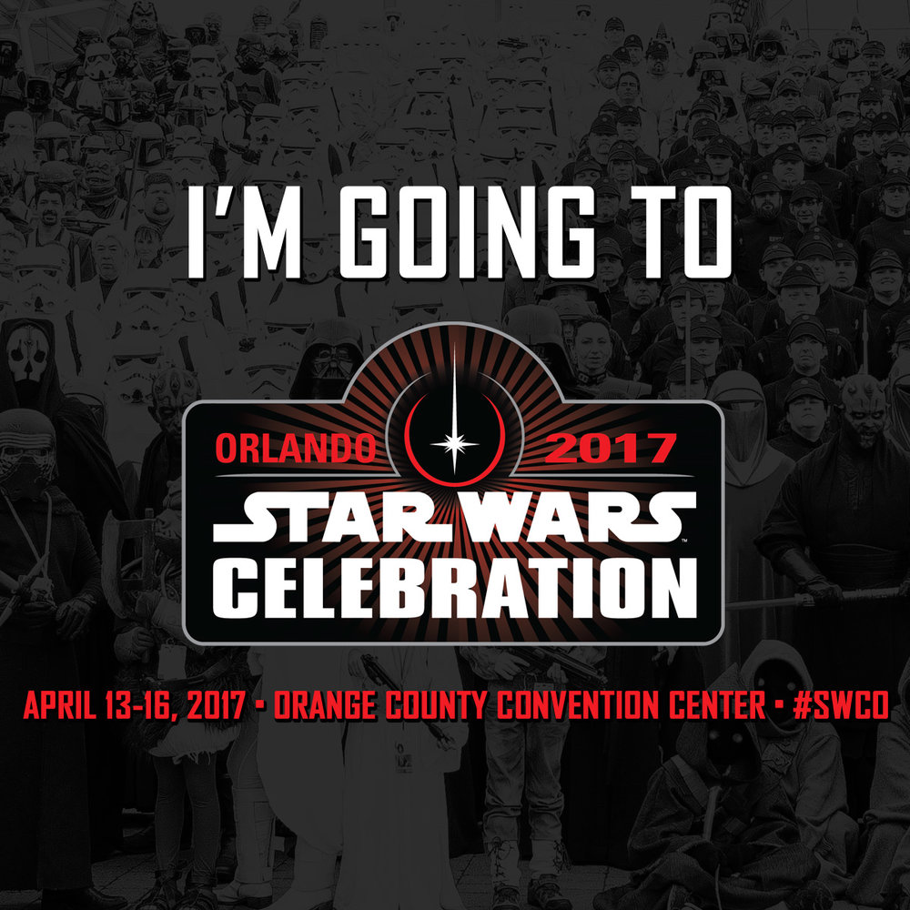 Star Wars Celebration Orlando '17