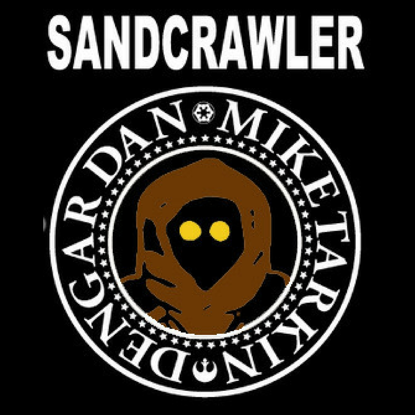 The Sandcrawler-Your Home For Action Figure Therapy