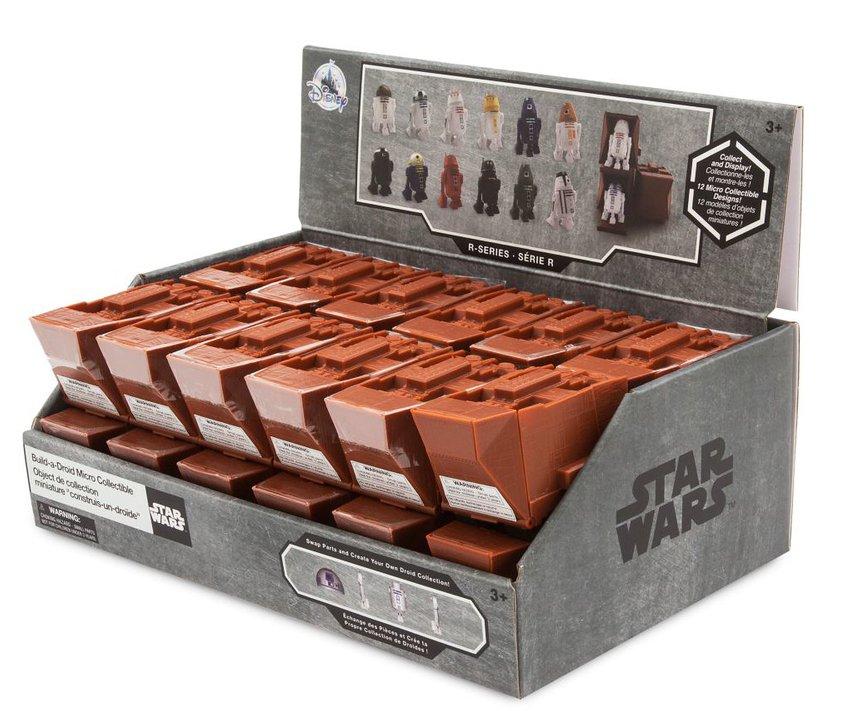 Disney Store Droid Blind Packs