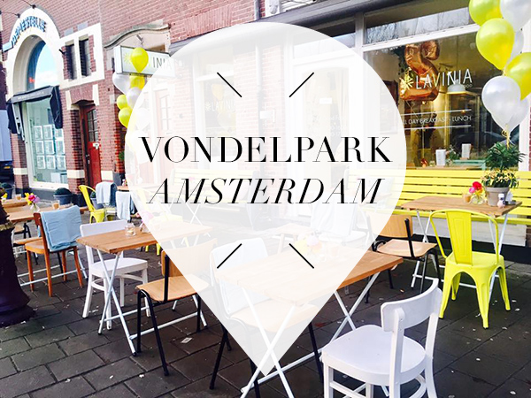 30x spots near the Vondelpark - Walking in the Vondelpark in Amsterdam and want to have something to drink and/or to eat? It's always nice to bring your own food to the park during the summer and have a picnic with some of your friends, but you can also go to one of the nice restaurants that are located near the Vondelpark. Because yes, there are so many nice spots around the Vondelpark in Amsterdam. Stores, nice cafes, restaurants and even some beauty spots.Read more