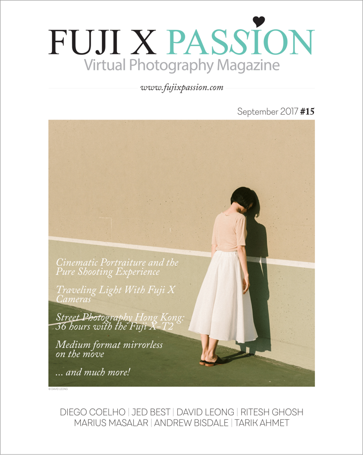 Fuji X Passion Magazine - Author,