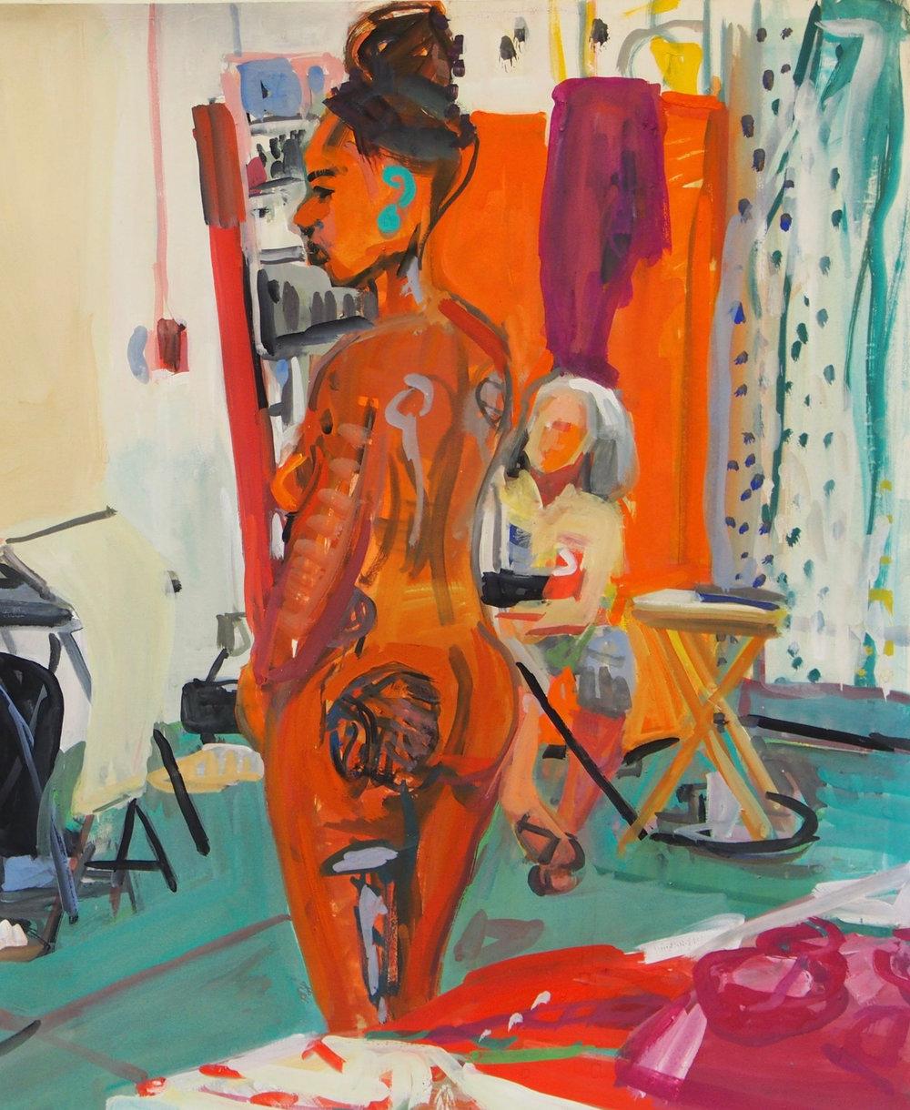Richmond Art Center classes -