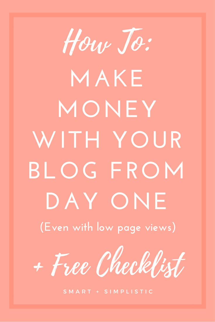 How to make money blogging. I started making money my very first month blogging. I realized that many people want to be bloggers so I deicded to share my secrets to help others make money blogging.