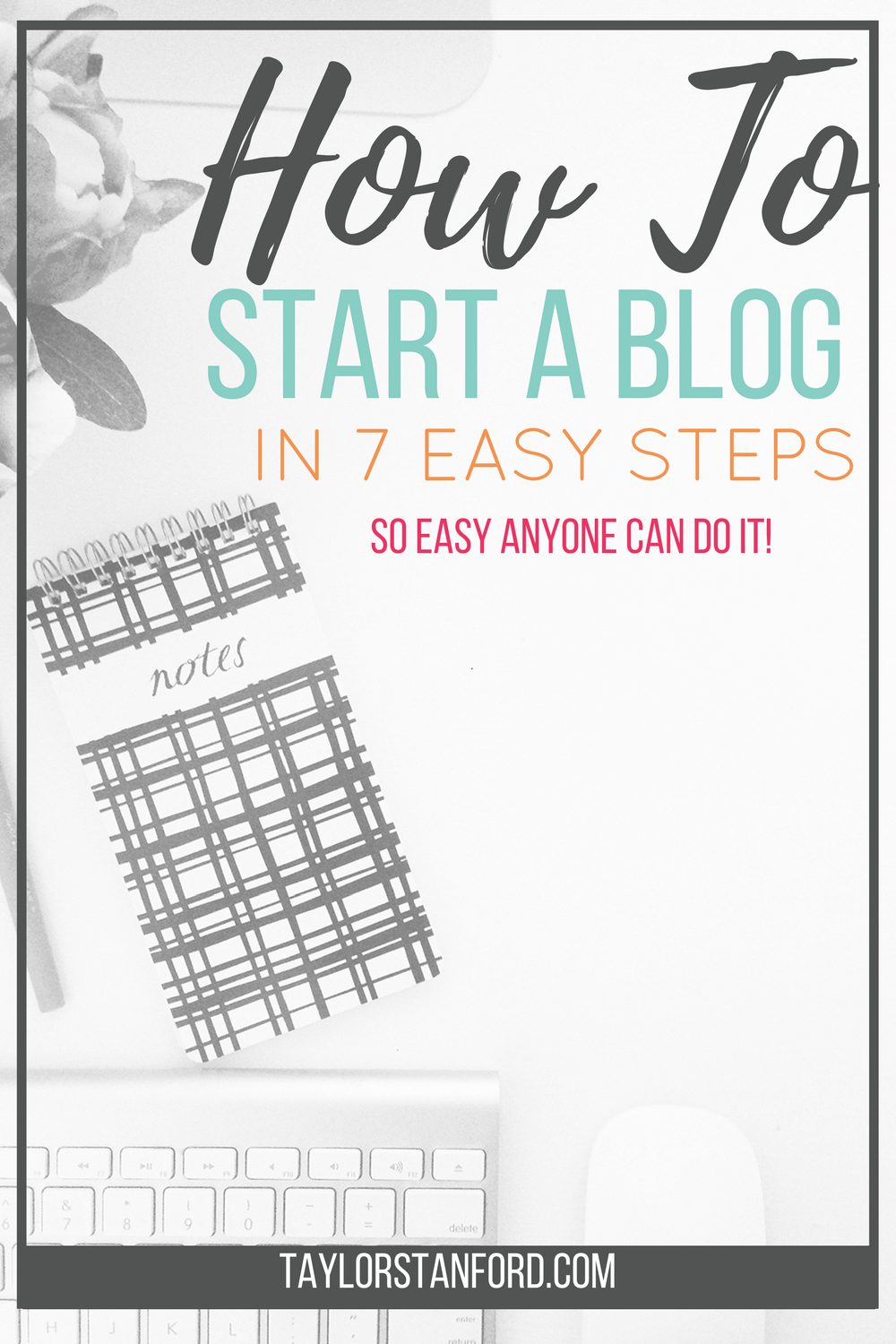 How to start a blog! Here is the simple guide to starting a blog in 2018. This step-by-step guide will walk you through how to set up a blog, how to install wordpress, how to pick a domain name, and much more!