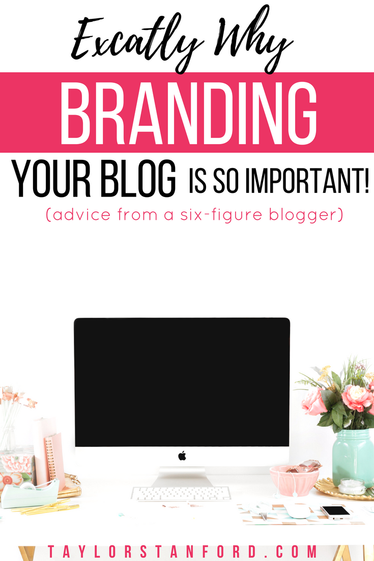 Why Blog Branding Is So Important #bloggingtips #blogtips #blogbranding #branding #brandingtips #checklist